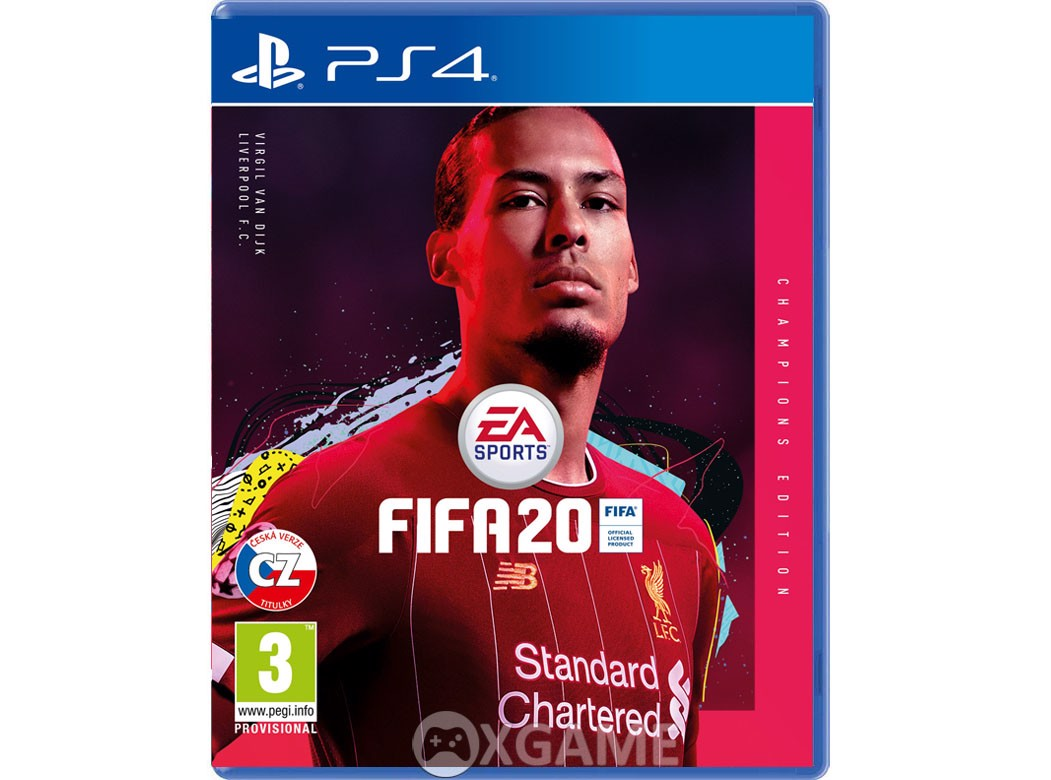 FIFA 20 Champion Edition -AS