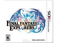 Final Fantasy Explorers-2ND