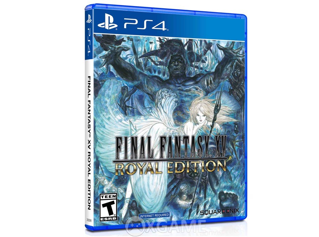Final Fantasy XV Royal Edition-2ND-US