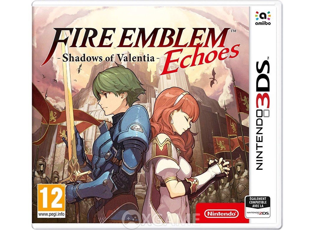 Fire Emblem Echoes: Shadows of Valentia -EU/2ND