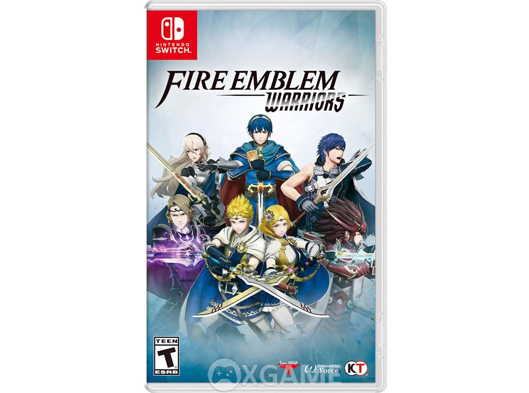 Fire Emblem Warriors-2ND