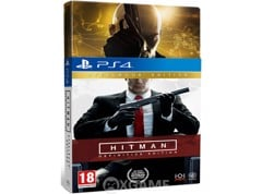 Hitman Definitive Edition SteelBook-2ND