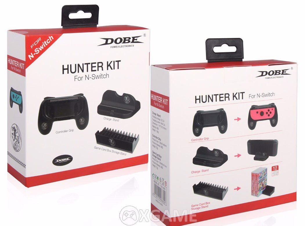 Bộ Hunter Kit của Switch [Dobe]