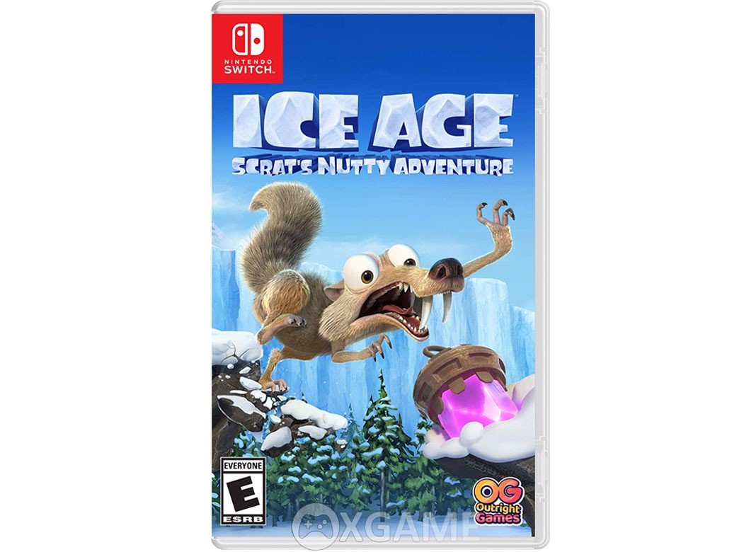 Ice Age Scrat's Nutty Adventure!