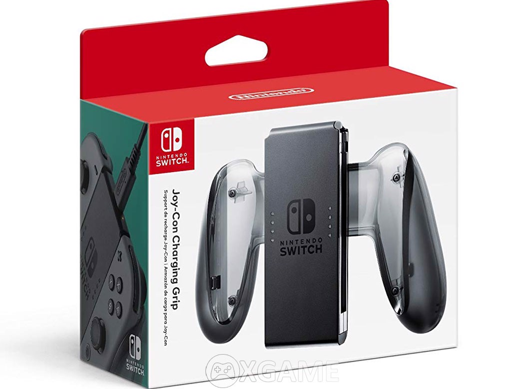 Joy-Con Charging Grip [Nintendo]