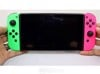 Bộ Joy-Con Controllers-Green/Neon Pink Set
