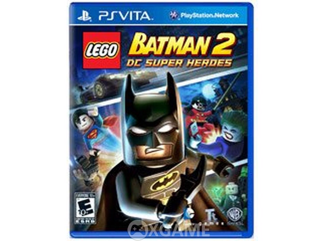 Lego Batman 2 DC Super Heroes -2ND/TRAY