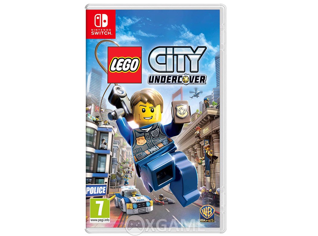 LEGO CITY Undercover [2ND]