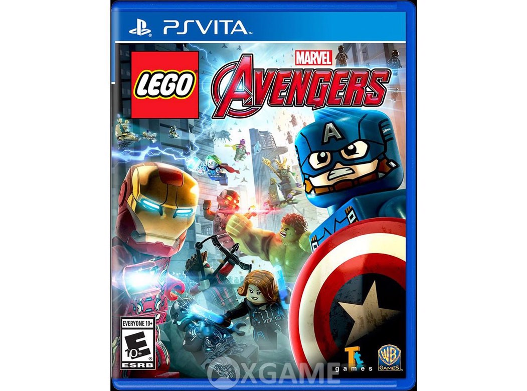 Lego Marvels Avengers-2ND