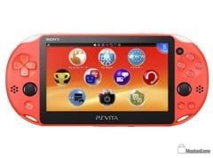 Máy PS Vita 2000 HACKED [Neon Orange 32GB] BOX LIKENEW
