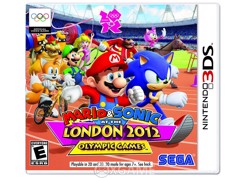 Mario & Sonic at the London Olympic Games-2ND-TRAY