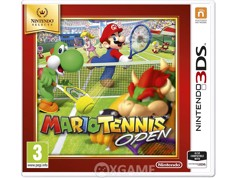 Mario Tennis Open -2ND-TRAY
