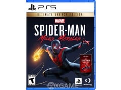 Spider Man: Miles Morales Ultimate Launch Edition