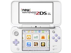 Máy NEW 2DS XL -White Lavender-LikeNew 32GB