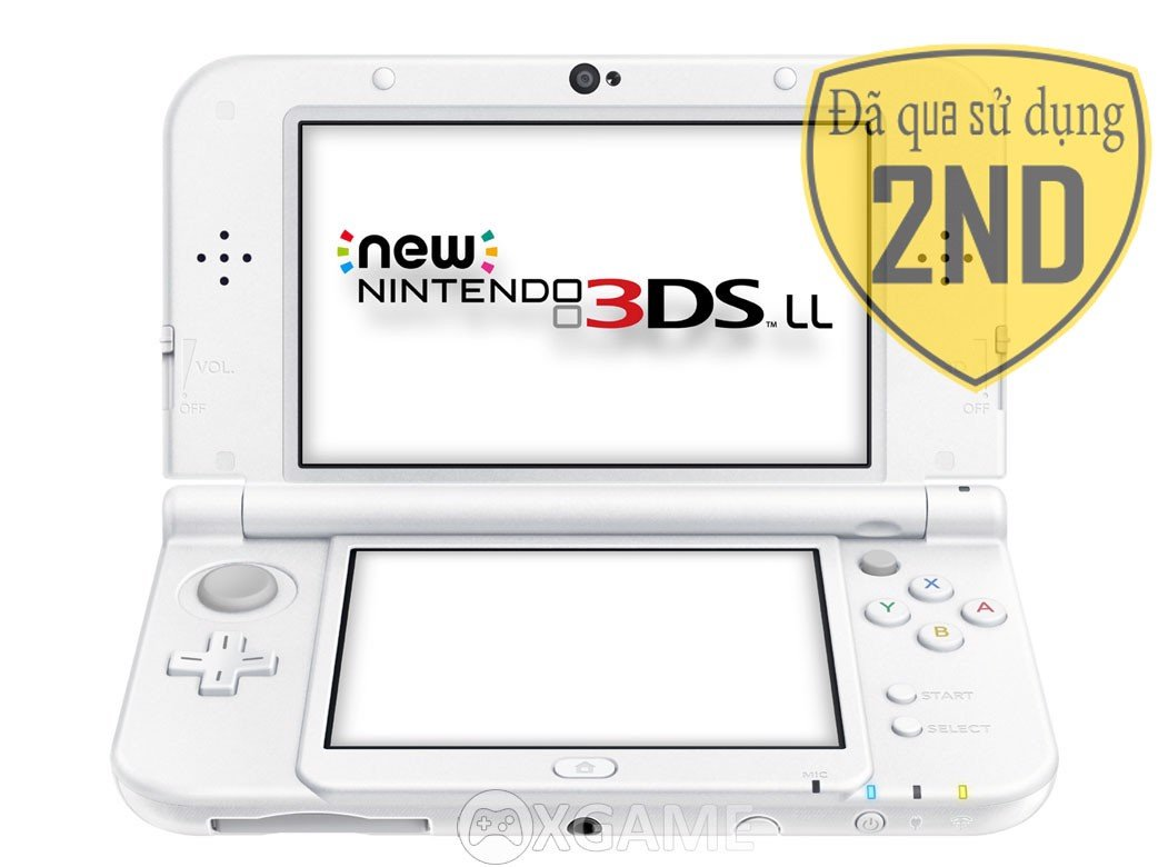 Máy New 3DS LL-Hacked 16GB-2ND