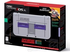 Máy New 3DS XL SNES Edition [US] NewBox