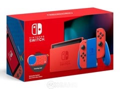 Máy Nintendo Switch – Mario Red & Blue Edition