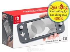 Máy Nintendo Switch Lite Gray