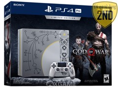 Máy Playstation 4 Pro God of War Limited Edition-2ND