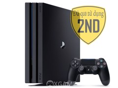 Máy PS4 Pro 1TB -7106B-2ND-noBOX