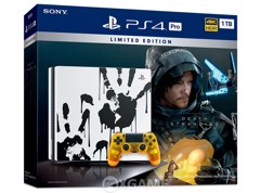 Máy PS4 Pro Death Stranding Limited Edition