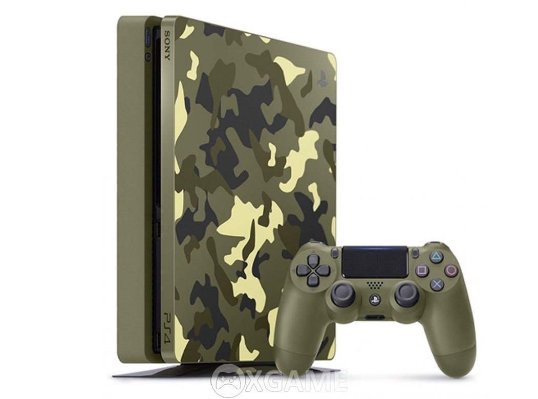 Máy PS4 Slim 1TB Limited Edition-2ND