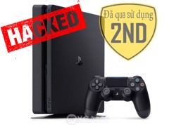 Máy PS4 Slim 500GB-Hacked-2ND