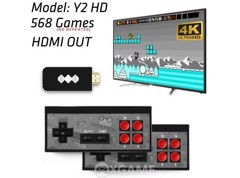 Máy Retro - 4K HDMI Wireless Handheld TV Video Game