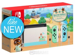Máy Switch - Animal Crossing: New Horizons Edition-LikeNew