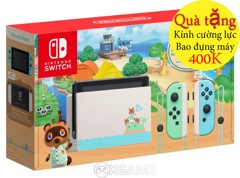 Máy Switch - Animal Crossing: New Horizons Edition