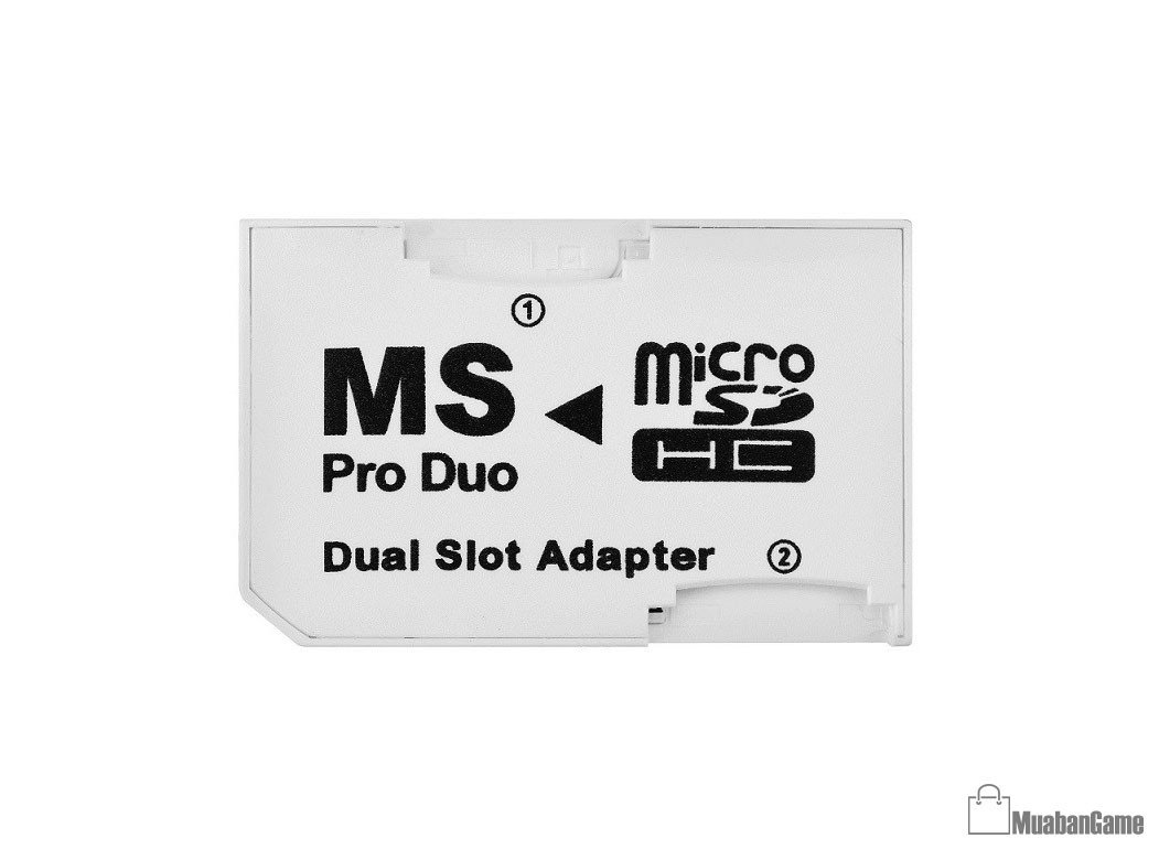Adapter Micro SD TF to MS PRO DUO