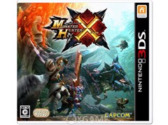 Monster Hunter X -JP/2ND