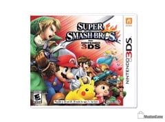 Super Smash Bros 3DS [2ND]-JAPAN