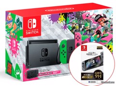 Máy Chơi Game switch [Splatoon Bundle]