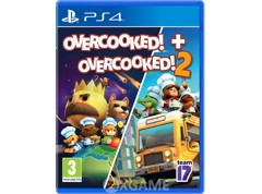 Overcooked 1+2-2ND