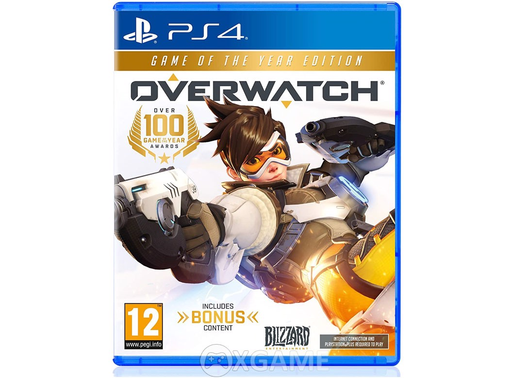 Overwatch Game of the Year Edition-2ND