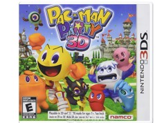 Pac-Man Party 3D-2ND