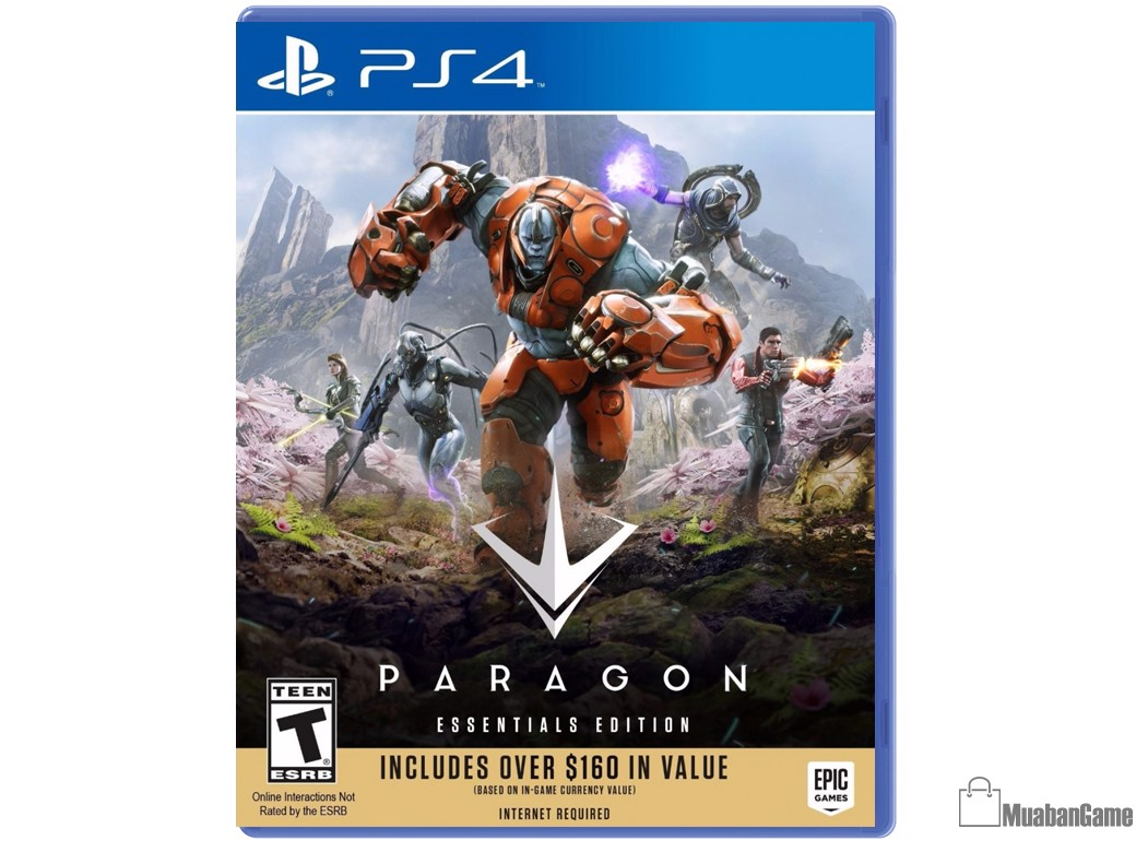 Paragon Essentials Edition