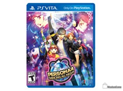 Persona 4: Dancing All Night [2ND]