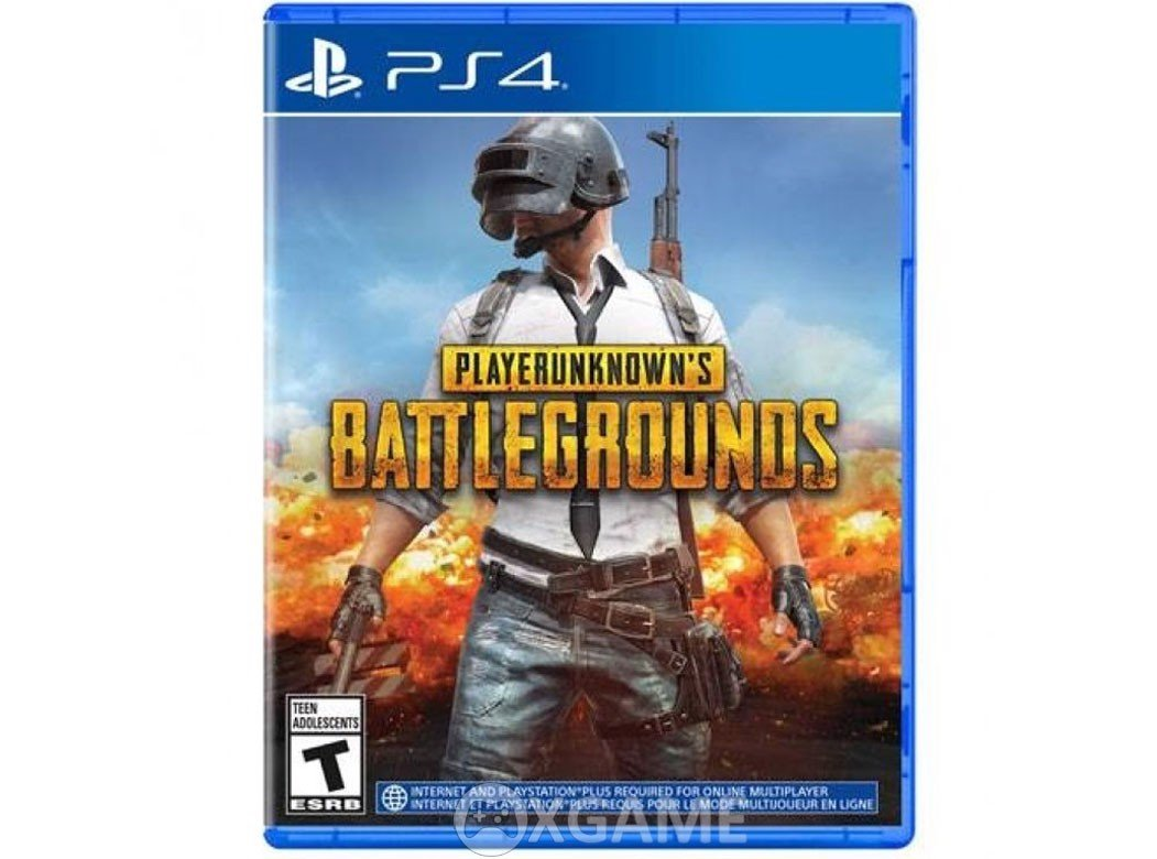 PlayerUnknown's Battlegrounds-PUBG