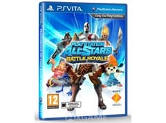 PlayStation All-Stars Battle Royale-2ND