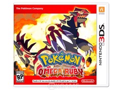 Pokemon Omega Ruby-US-2ND