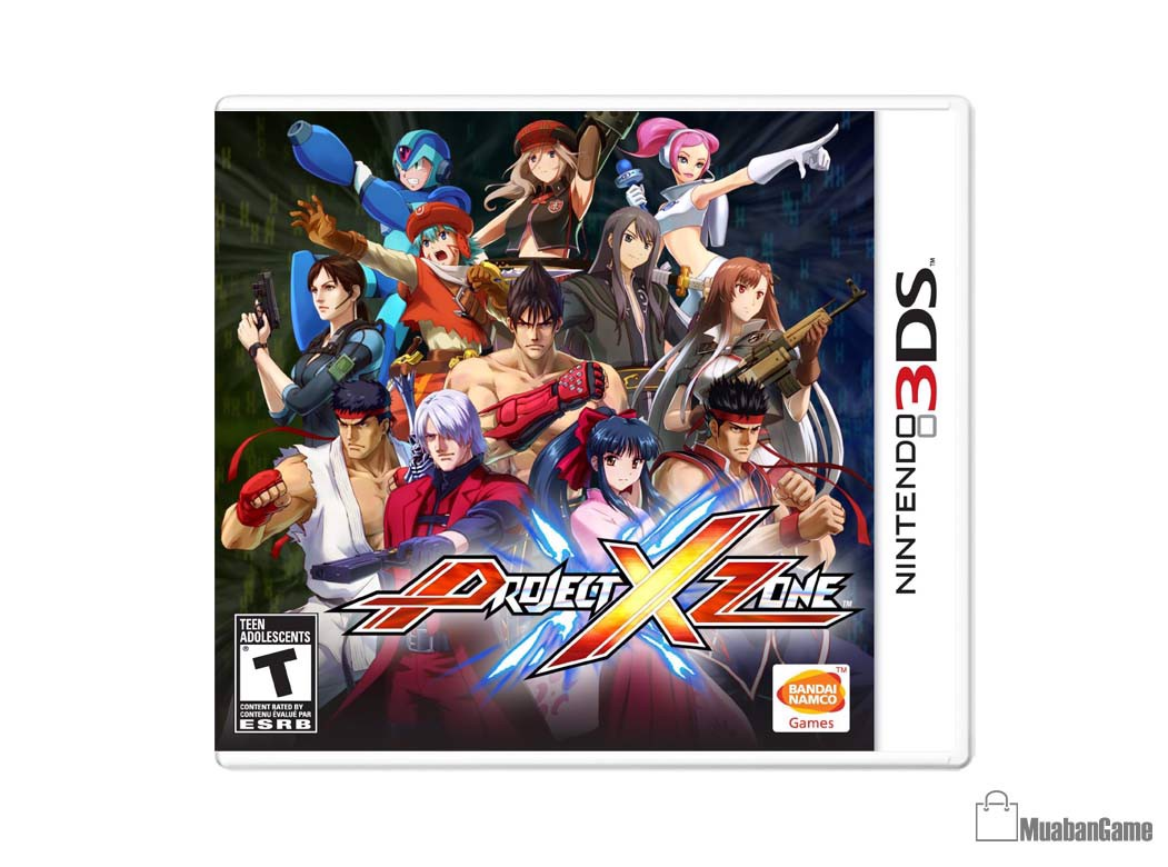 Project x Zone [2ND]