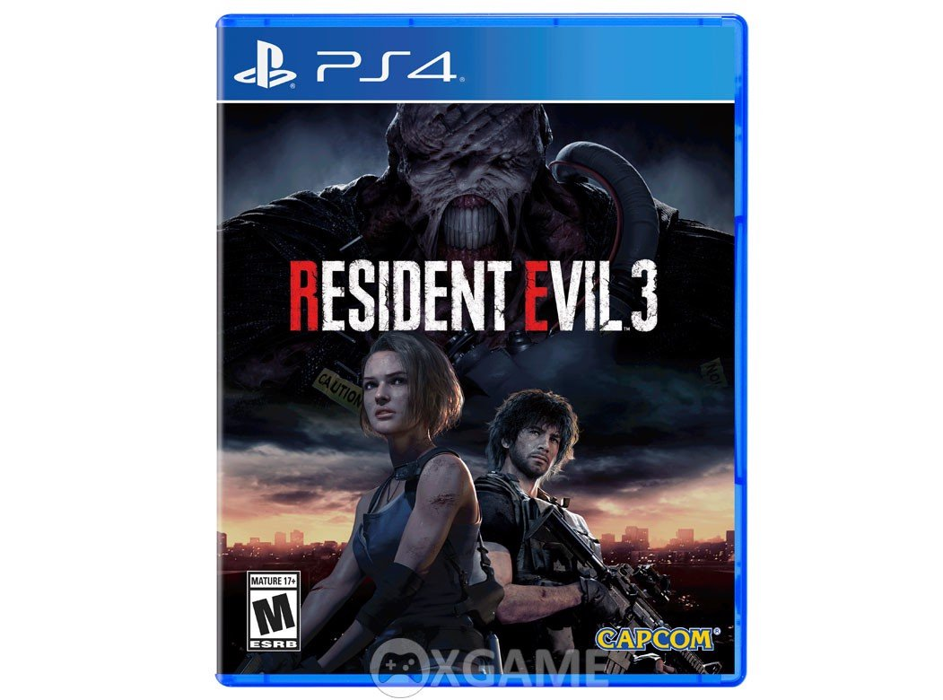 Resident Evil 3 Remake -2ND