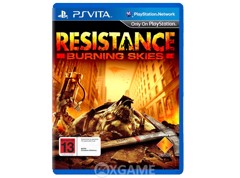 Resistance: Burning Skies-2ND