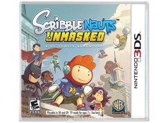 Scribblenauts Unmasked-2ND-TRAY