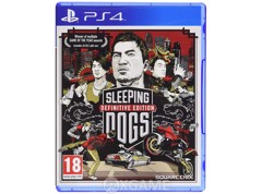 Sleeping Dogs Definitive Edition-2ND