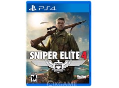Sniper Elite 4-2ND-noBOX