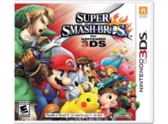 Super Smash Bros 3DS [2ND] US