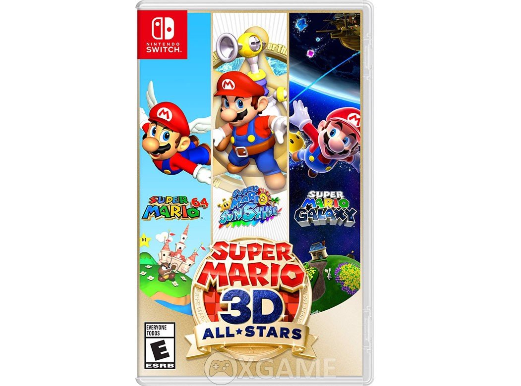 Super Mario 3D All Star
